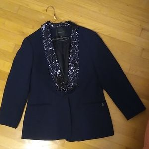 Scotch & Soda sequin blazer